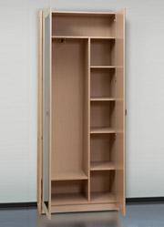 Шкаф распашной 2-х створчатый (зеркала).